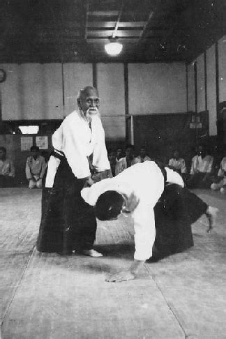 history of aikido british aikido board