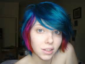 blue hair color ideas blue and other colors hair colors ideas