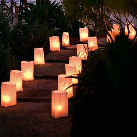decorating with lights outdoors outdoor decorations favors ideas