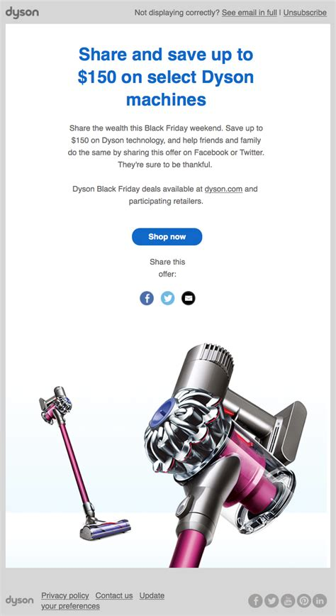 dyson fan black friday deals dyson black friday 2015 200 off in store online