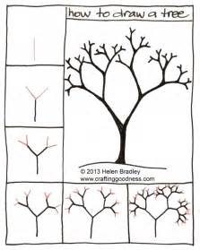 500 x 625 183 64 kb 183 jpeg how to draw trees step by step