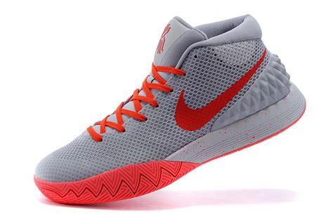 kyrie basketball shoes nike kyrie irving 1 grey basketball shoes on sale