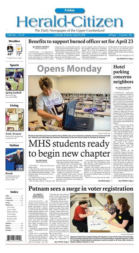 herald citizen 2016 04 15 friday hc herald citizen