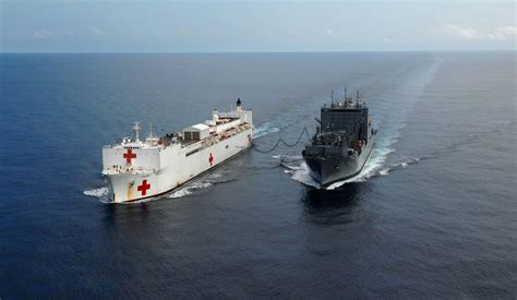 u comfort hospital ship usns comfort races to haiti 171 diplopundit
