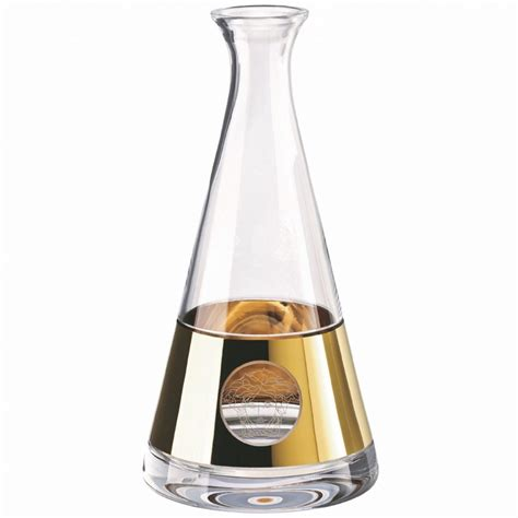The Versace Madness by Versace Medusa Madness Oro Wine Decanter