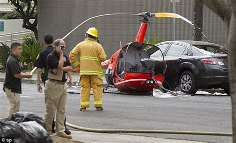 City Light Capital Woman Pilot Julia Link Crash Lands Helicopter On Hawaii