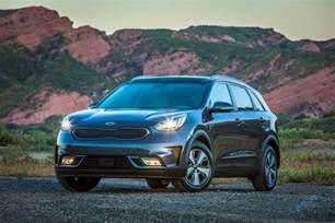 Kia America Kia Motors America Introduces 2018 Niro In Hybrid