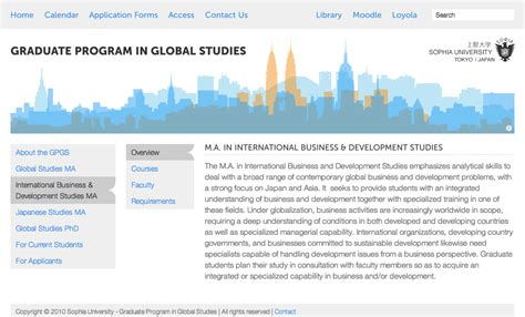 Top Doctoral Programs In Business by International Business Graduate Program International