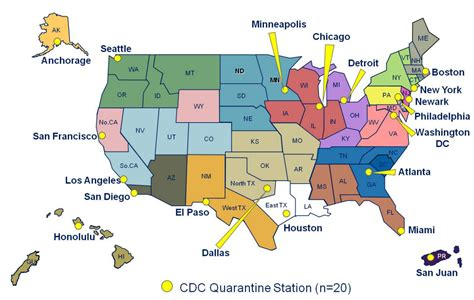 map of usa states detroit as ebola fear increases here s a map of america s