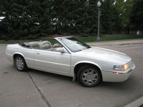 1999 Cadillac Coupe by Buy Used 1999 Cadillac Eldorado Etc Coupe 2 Door 4 6l In