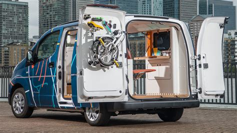 nissan nv200 office nissan e nv200 workspace the future of the office