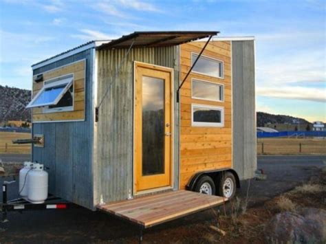 the adventure homes tiny mobile and on wheels