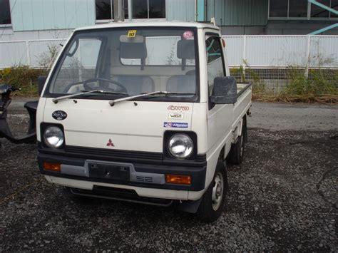 mitsubishi minicab truck mitsubishi minicab truck 4wd 1990 used for sale