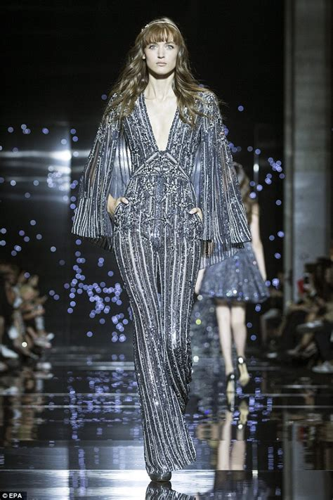 Tas Selempang Fashion 6009 nemcova attends the zuhair murad fashion show in daily mail