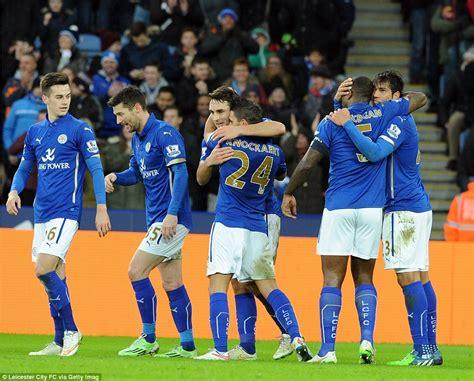 Leicester City 3rd 1 leicester city 1 0 newcastle united leonardo ulloa nets
