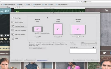 responsive design with dreamweaver cs6 25 best adobe dreamweaver cs6 tutorials