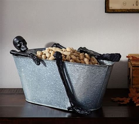 walking dead bathroom walking dead skeleton bath party bucket pottery barn