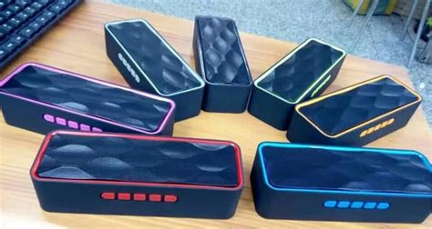 Speaker Bluetooth Portabel Stereo Bass Lc 209 speaker bluetooth portabel stereo bass lc 209 black jakartanotebook