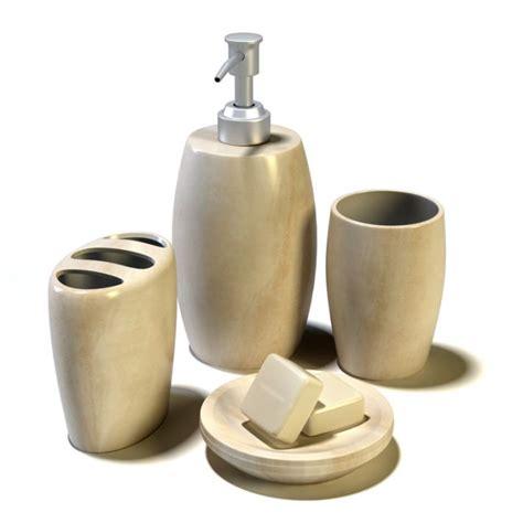 bathroom gadgets 34 am46 furnishings 3d models