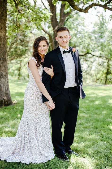 Katie and Mason's C of O Love   Normans Bridal