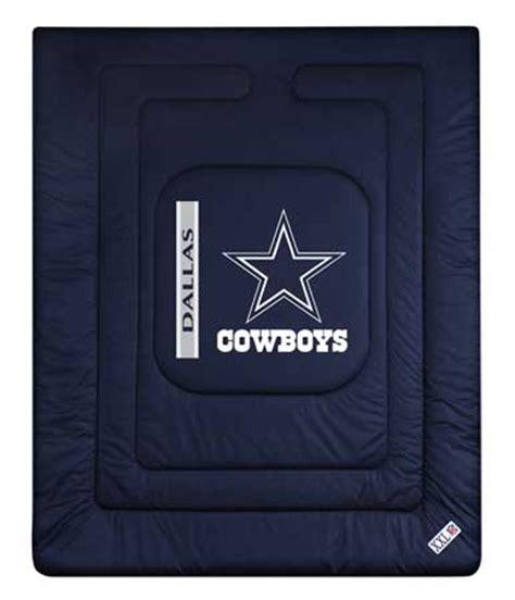 Dallas Locker Room by Dallas Cowboys Locker Room Comforter