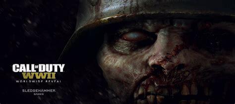 call of duty wwii tendr 225 modo zombie zombeach