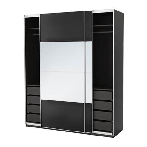 pax armoire penderie 200x66x236 cm amortisseur pour