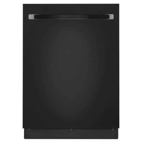 Kenmore Dishwasher Clean Light by Kenmore 15699 24 Quot Built In Dishwasher W Turbozone Black