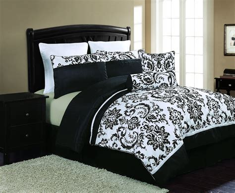 comfort bedding sets black and white bedding sets that will make your room look