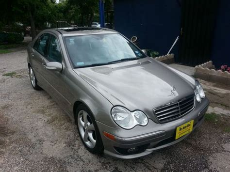 Clean Matic Window Kit 001 sell used 2007 mercedes c280 4matic clean and sharp in