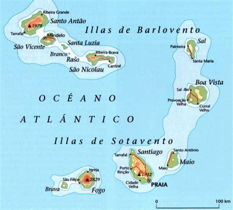 mapa de cabo verde mindelo isla de san vicente cabo verde 27 octubre a 7