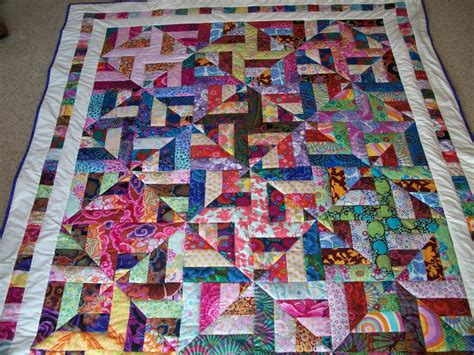 you to see spiral strips quilt on craftsy
