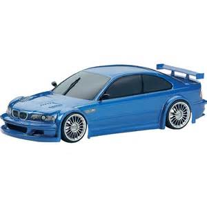 reely 7105004 1 10 car bmw m3 gtr painted cu from