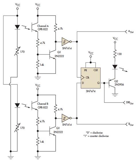 optical encoder circuit diagram optical encoder circuit diagram 28 images arduino pid