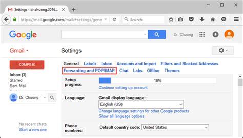 gmail imap settings configurar gmail en outlook 2016 culturaci 243 n