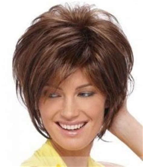 layered hair styles for round face over 50 50 hot hairstyles for women over 50