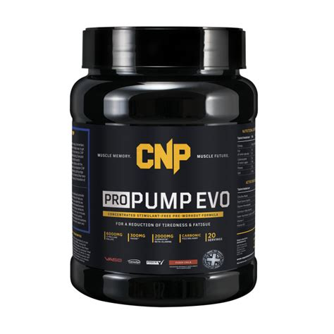 supplement evo 8 cnp professional pro evo available at discount