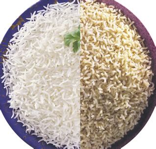 whole grains unprocessed white rice vs whole grains the nutritional value of