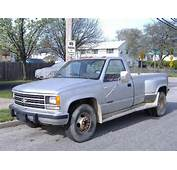 1988 Chevy GMC 3500 Dually Pick Up Large Picture Page