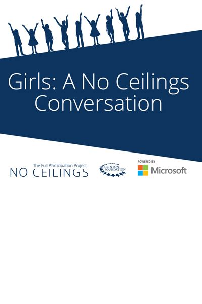 No Ceilings Clinton by A No Ceilings Conversation On Livestream