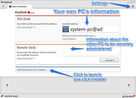any desk free anydesk free remote desktop software to access pc remotely