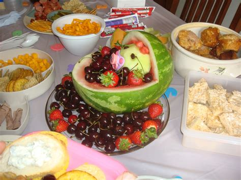 Baby Shower Boy Food by Learning Baby Shower Food Ideas For Boy Liviroom Decors