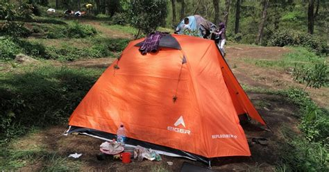 Tenda Eiger Oline 2 4 Person muhammad iqbal review tenda eiger replacement 2p logo baru