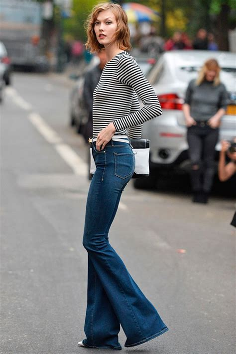 Alessandra Branca by The 70s Flared Jeans Are Back Fashion Tag Blog