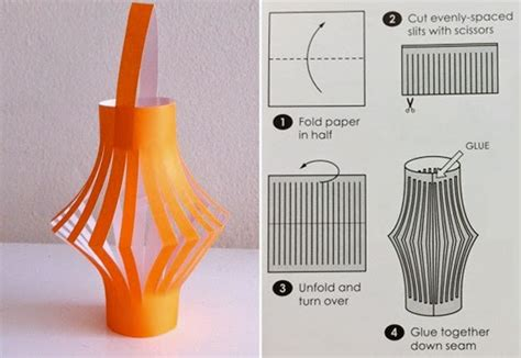 How To Make Your Own Paper Lanterns - make your own paper lanterns interior designs ideas