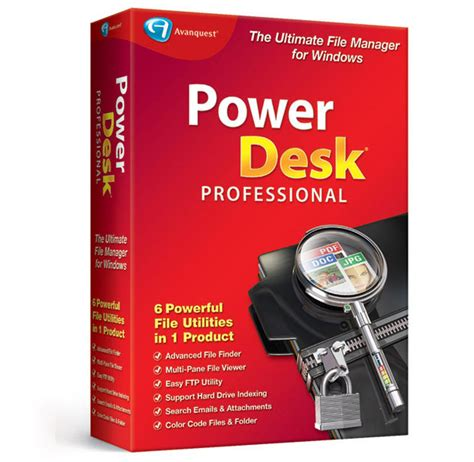 Power Desk Pro by Powerdesk Pro 9 The Ultimate File Manager For Windows