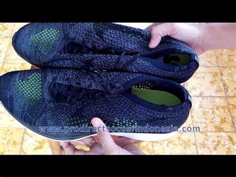 Sepatu Nike Flyknit Racer Original sepatu sneakers nike flyknit racer black volt 526628 005