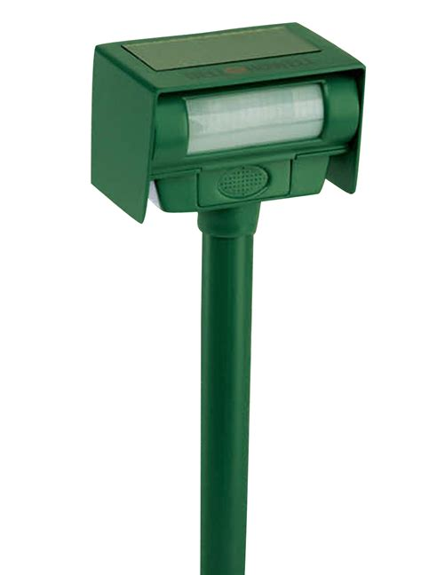 solar powered lights as seen on tv bell and howell solar animal repeller as seen on tv
