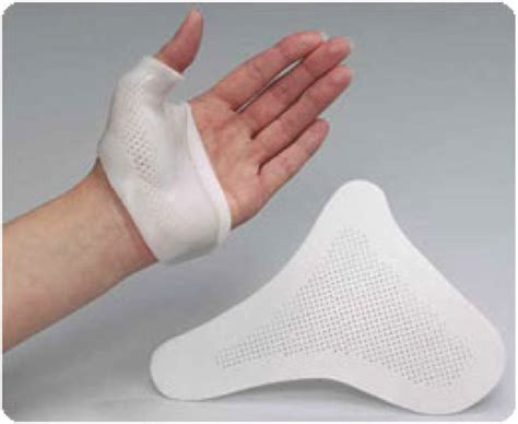 Comfort Cool Thumb Support Image Gallery Opponens Splint