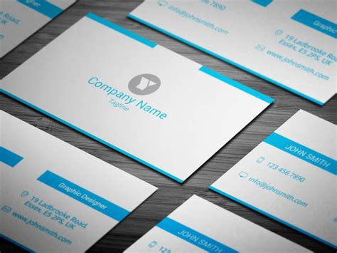 Entrepreneur Business Cards Templates by Free Minimal Entrepreneur Business Card Template